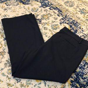 Ann Taylor Signature Navy Pants Sz16 like new cond
